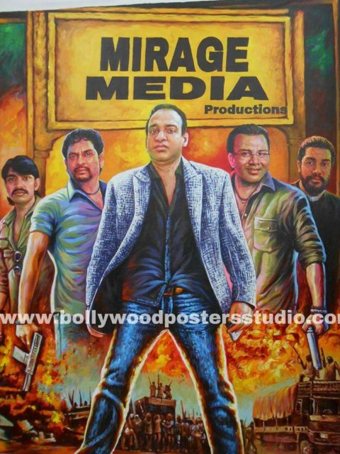best gift for friends in bollywood theme