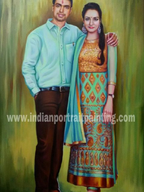 PORTRAIT - Best wedding anniversary gifts for spouse indian